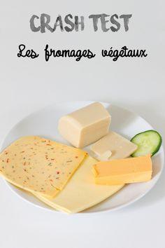 Crash test : les fromages végétaux | Glam & Conscious
