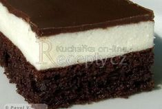 Czech Recipes, Sweet Life, Sweet Tooth, Food And Drink, Cupcakes, Sweets, Bread, Dining, Cooking