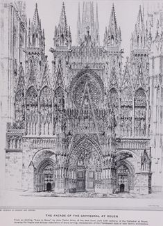 Gothic Architecture in Germany