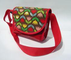 Kindergartentaschen - Kindergartentasche - ein Designerstück von Taschenmacherei bei DaWanda Saddle Bags, Lunch Box, Etsy, Berlin, Handmade, Sling Bags
