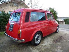 Fiat: - 500 Giardiniera - 1973