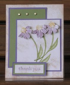 Water Color Garden by brookibabe - Cards and Paper Crafts at Splitcoaststampers