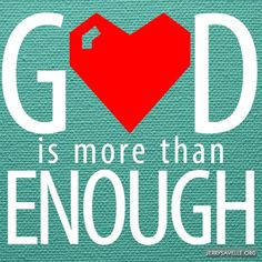 Don't let negative circumstance cause you to forget that God is your source and HE IS  EL SHADDAI, THE GOD WHO IS MORE THAN ENOUGH! Word Of Life Church Simcoe