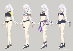 Female Character Design, Character Design Inspiration, Character Concept, Character Art, Concept Art, Manga Anime, Anime Demon, Anime Artwork, Cool Artwork