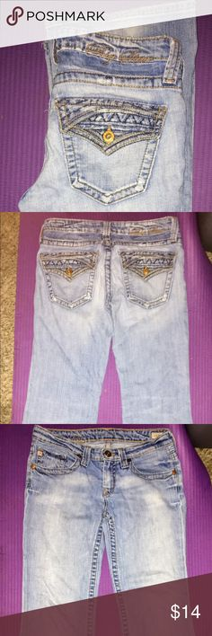 Big Star Size 28R Women's BIG STAR BOOTCUT SIZE 28. Big Star Jeans Boot Cut