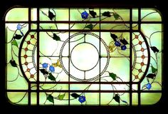 Architectural Art Glass by Herter Design Inc.