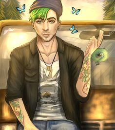 Jacksepticeye - Life is Strange by ZToriko