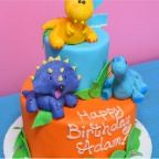 Land Of The Lost Birthday Cake