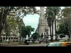 Argentina - Buenos Aires,Walking tour - South America part 33 - Travel video HD