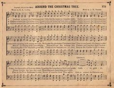 Make your holiday decorating and gift giving easy with these free printable vintage Christmas sheet music pages! Happy Birthday Images, Happy Birthday Greetings, French Typography, Christmas Sheet Music, Music Page, Vintage Birthday Cards, Card Sentiments, Vintage Sheet Music, Vintage Roses