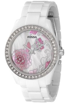 Fossil'S Women Watch #bijoux, #bijouxfantaisiefemme, #montresfantaisies, #montresfemme