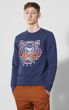 Tiger sweatshirt, KENZO