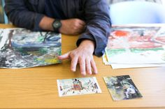 Art Therapy for Veterans, Military Service Members & Their Families #RememberanceDay #LestWeForget (Photo @BuzzFeed)