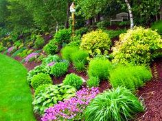 Find landscaping ideas to increase curb appeal and home value, and turn your yard into a place for growing, relaxing and entertaining.