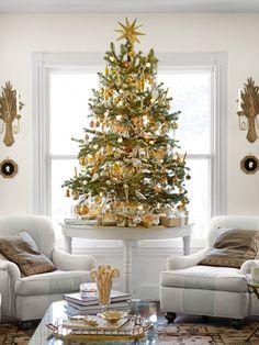 Decoração de Natal Clean
