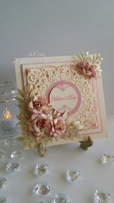 Pretty Paper Pearls: Mother's Day