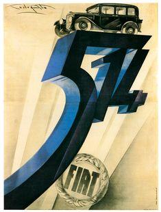 Plinio Codognato, Fiat 514, 1929