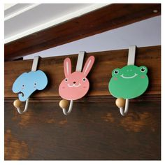 Friends Door Hanger Trio