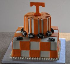 University of Tennessee Cake