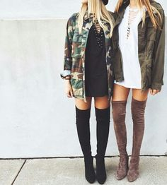 Imagem de fashion, girl, and jacket