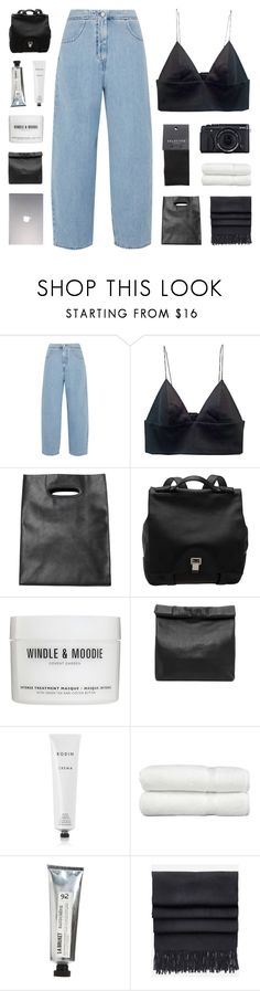 """super rich kids with nothing but fake friends"" by kristen-gregory-sexy-sports-babe ❤ liked on Polyvore featuring MM6 Maison Margiela, Monki, Proenza Schouler, Windle & Moodie, Samsung, Marie Turnor, Rodin, Linum Home Textiles, L:A Bruket and Fujifilm"