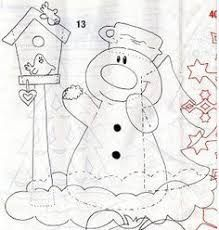Winterdekoration Fenster - New Ideas Snow Crafts, Diy And Crafts, Crafts For Kids, Paper Crafts, Christmas Design, Christmas Snowman, Kids Christmas, Christmas Ornaments, Sewing Appliques