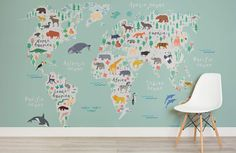 safari-map-childrens-room