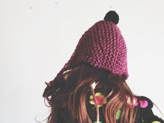 The Axis Earflap hat is finally available on Ravelry & www.pinkbrutus.com <3