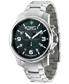SECTOR Black Eagle Stainless Steel Bracelet, από 270€ μόνο 199€. Δείτε το εδώ: http://www.oroloi.gr/product_info.php?products_id=30960