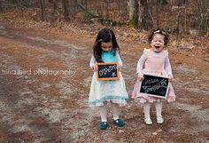 Awesome third baby announcement from my sister- and brother-in-law. Makes me smile every time I see it!