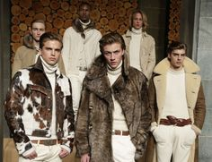 Amazing the pony leather jacket that wears River Viiperi