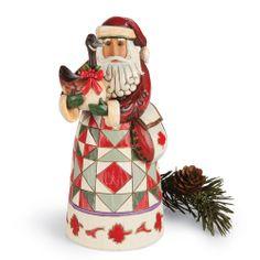 Jim Shore Clearance   Jim Shore Canadian Santa