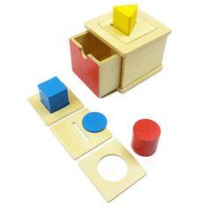 Imagini pentru montessori imbucare box