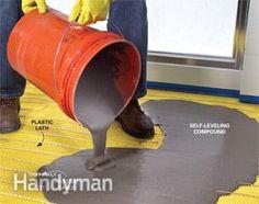 Tips for Installing Tile Easier installation, less frustration