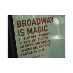 """OMG I would love to be in wicked Or Newsies that would be soooo cool my old theatre teacher moved to Chicago and we text and I'm like """"so when are you auditioning for wicked""""? And she is like """"l don't know"""" and in my head I say omg girl hurry I'm dying! Theatre Quotes, Theatre Nerds, Music Theater, Teatro Musical, Broadway Theatre, Broadway Shows, Musicals Broadway, Drama Queens, Phantom Of The Opera"""