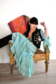 Athena Calderone on Tales of Endearment