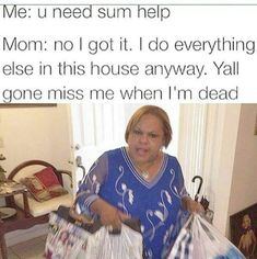 """The """"Need Some Help?"""" talk: 