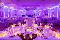 Glamorous Washington DC Hotel Wedding - MODwedding