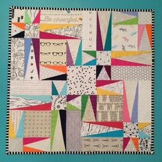 Sewing Quilts Please tell us how long you have been sewing and/or quilting and when you joined the Orlando MQG. I began quilting about 7 ½ years ag. Star Quilt Blocks, Star Quilts, Scrappy Quilts, Mini Quilts, Sampler Quilts, Modern Quilt Patterns, Quilt Block Patterns, Modern Quilting, Crazy Quilting