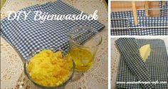 Een ideale natuurlijke en gezonde vervanging voor cellofaan en aluminiumfolie zijn deze bijenwasdoeken die je makkelijk zelf kunt maken.