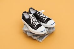 Converse Jack Purcell Black Signature by Centreville Store dbef5a7a5