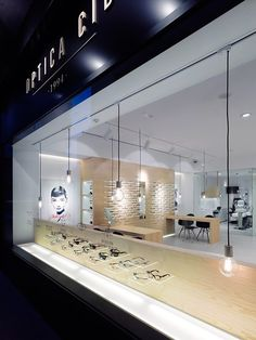 Where To Buy Glass Shelves Fashion Retail Interior, Optometry Office, Jewelry Store Design, Eyewear Shop, Shop Facade, Optical Shop, Store Windows, Shop Interiors, Glass Shelves