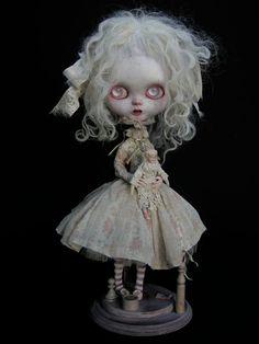 Blythe Ghost Doll