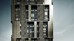 Gallery of Social Housing Tower Of 75 Units In Europa Square / Roldán + Berengué - 2