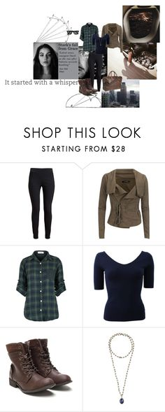 """It started not with a bang but a whisper"" by eloise-monique-dufour ❤ liked on Polyvore featuring GET LOST, Kane, NUR, STELLA McCARTNEY, MuuBaa, Michael Kors, Ray-Ban, Prada, Bettina Duncan and Rocha.John Rocha"