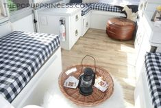 Bethany's Pop Up Camper Makeover - The Pop Up Princess...