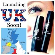 NEWS FLASH  UK LAUNCH OCTOBER 1st! ….If you have family or friends in the UK that would like to earn some extra cash then share this post to their wall! Thank you!!! £69 - Presenter Kit ; get in quick and become a founding presenter for extra benefits! www.YouniqueProducts.com/jlrockinlashes