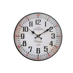 www.aksizeii.gr Clock, Wall, Beauty, Home Decor, Style, Watch, Swag, Decoration Home, Room Decor