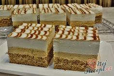 Orange cake without flour - HQ Recipes Czech Recipes, Polish Recipes, Pastry Cake, Eclairs, Sweet Cakes, Something Sweet, Sweet Recipes, Baking Recipes, Cheesecakes