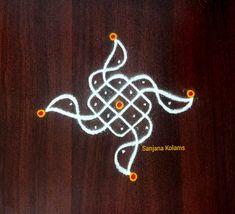 Rangoli Designs Peacock, Simple Rangoli Border Designs, Dot Rangoli, Rangoli Borders, Small Rangoli Design, Rangoli Designs Diwali, Rangoli Designs With Dots, Rangoli Designs Images, Rangoli With Dots